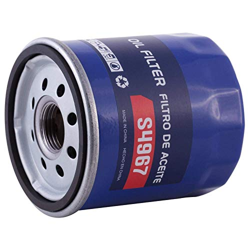 STP Oil Filter S4967 - Engineered To Last Up To 5,000 Miles!