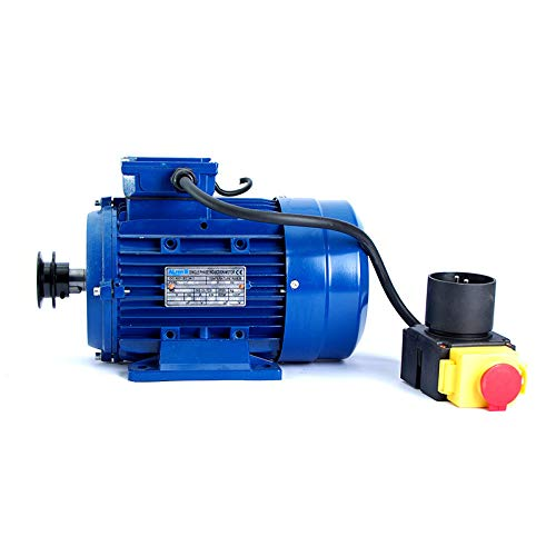 Motor eléctrico monofásico 220V 0,37kw para hormigonera