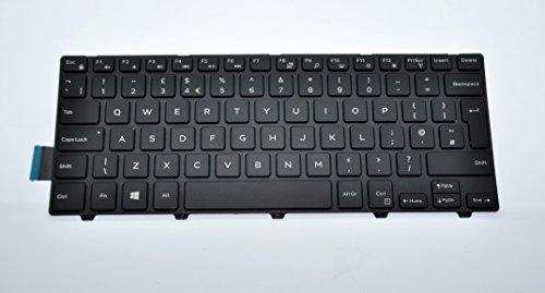 Dell Latitude 3450 3470, Inspiron 5458 UK English Backlit Keyboard X5H9F