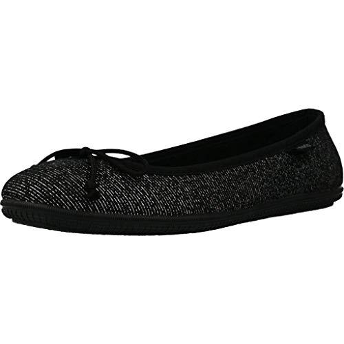 Victoria Zapatos Bailarina Mujer 049104V para Mujer Negro 33 EU