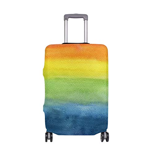 Suitcase Cover LGBT Pride Lightweight Luggage Protector Fits 18-32 inch
