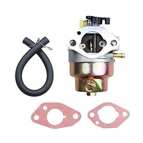 Vergaser passend für Honda Rasenmäher GCV160 GCV135 GC135 GC160 mit Dichtung und Kraftstoffleitung OEM#16100-Z0L-013