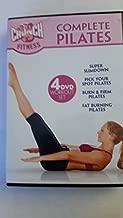Crunch Super SlimDown Complete Pilates Ellen Barret 4 DVD Set