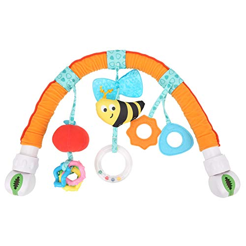 XINL Cochecito de Juguete para Colgar, Lindo Juguete para Colgar, portátil, cómodo, Estable para Salir, para Uso General, para Uso Profesional, para bebés(Bee Models (OPP Bag))