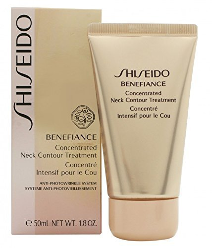 Shiseido Benefiance Concentrated Neck Contour Treatment for Unisex, 50ml / 1.8 Ounce