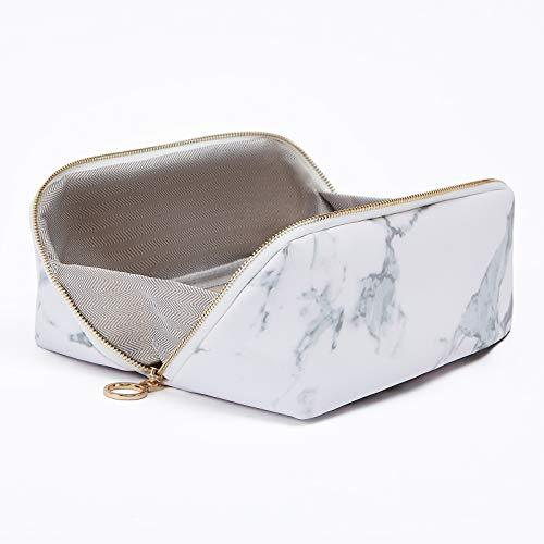 KALIDI Groß Kapazität Kosmetiktasche Damen Mäppchen Make Up Bag Schminktasche Federmäppchen Kosmetik Reise Täschchen