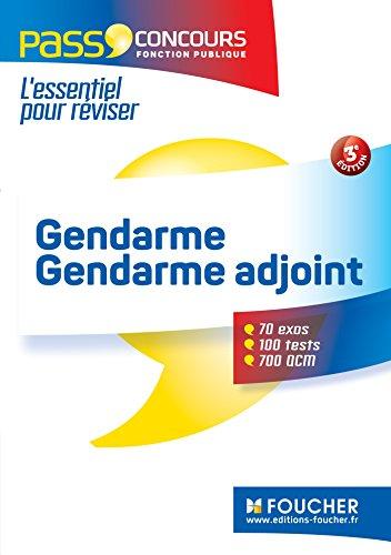 Passconcours Gendarme Gendarme Adjoint 3e Edition N Ordm 08