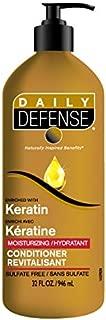 Daily Defense Conditioner Keratin, 32 fl oz
