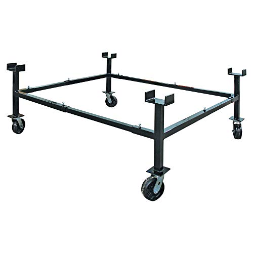 Champ Fixed Height Body Dolly - 3600 LBS Capacity - Professional - Made in USA