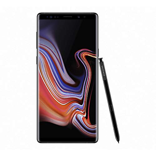 Samsung Note 9, Dual SIM, 128GB, Black - International Version