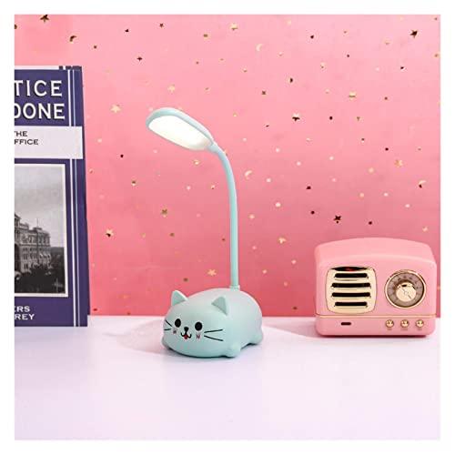 Lámpara de mesa Lámpara de escritorio para niños Lámpara de cabecera LED...