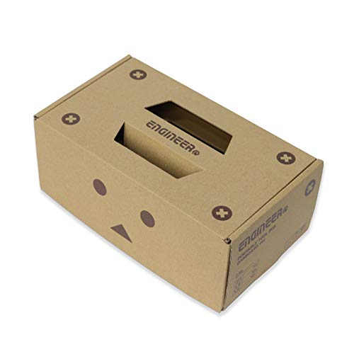 【Amazon.co.jp限定】エンジニア(ENGINEER) ダンボー×エンジニアのコラボアイテム ダンボー手提げ工具箱 EDE-01A