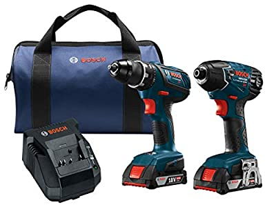 Bosch Power Tools Drill Set