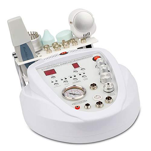 HSART - Máquina profesional de dermoabrasión de diamante, microdermoabrasión, 5 en 1,...