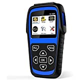 QWSA OBD2 Diagnostic Scanner LUMNX-NL102P+FBA Heavy Duty Truck Scan Tool Auto Scanner with DPF Sensor Calibration Oil Reset + Check Engine for Cars Truck & Car 2 in 1 Code Reader