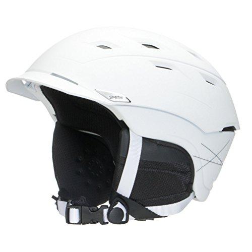 Smith Optics Unisex Adult Variance Snow Sports Helmet - Matte White Medium (55-59CM)