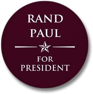 Vote Rand Paul President Mini Button 1
