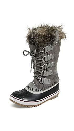 Sorel Women's Joan Of Arctic Boot,Quarry / Black,7 B(M) US