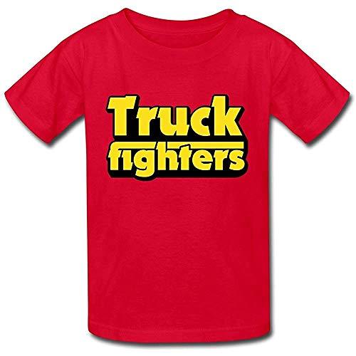 Goldfish Youth Fashion Blank Truckfighter T-Shirt