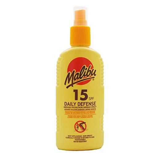 Malibu Sun Lotion Insect Defense Spray SPF15 200ml - Sonnenlotion Insektenschutz