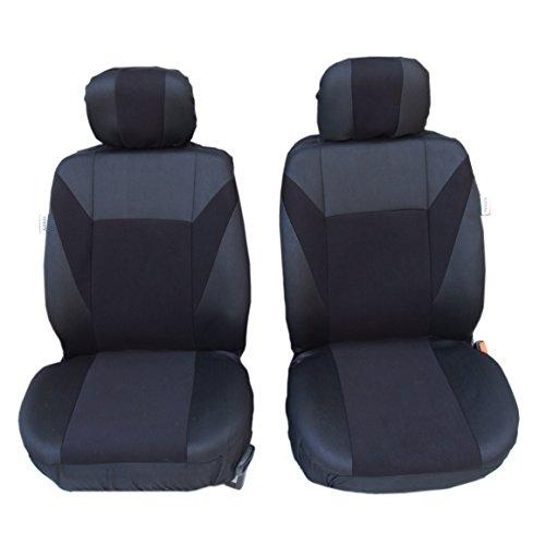 1+ 1Universal falta Cubiertas de asiento delantero para OPEL ZAFIRA Corsa Astra...