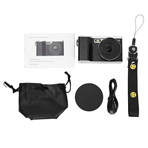 Entatial Videocamera Digitale HD 1080P 24MP Videocamera Zoom Digitale 8X per Youtube per riprese Video Vlog