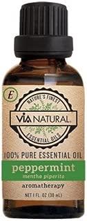 via natural peppermint oil