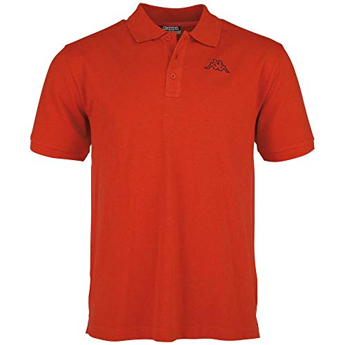 Kappa - Polo da Uomo Peleot, a Manica Corta, Uomo, Polo Shirt Peleot Short Sleeve,...