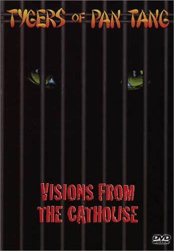 Tygers Of Pan Tang - Visions From The Cathouse [1998] [DVD] [DVD] (2003)-KOSTENLOSE LIEFERUNG