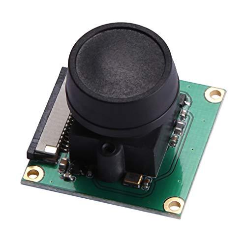 Tuneway 5Mp Kameramodul mit 175 Grad Weitwinkel Fisheyes Objektiv für Raspberry Pi 2/3 / B
