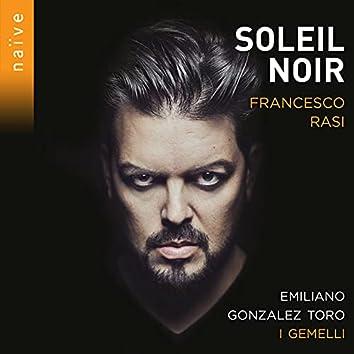 Soleil noir - Francesco Rasi