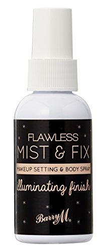 Barry M Cosmetics Spray Illuminateur/Fixateur de...