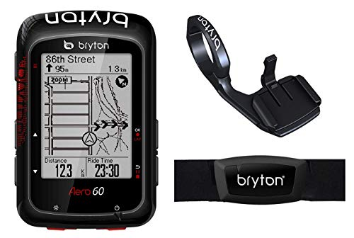 Bryton CICLOCOMPUTADOR GPS Aero 60 H