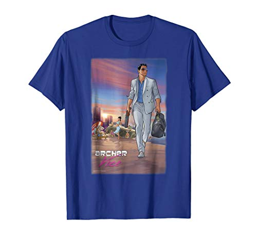 Archer Vice Poster T Shirt