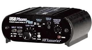 Risposta in Frequenza 10Hz-50kHz, ±.5dB THD Il meglio per collegare il tuo giradischi Case completamente in alluminio