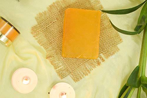 Savon à la main de SVATV au citronelle et au patchouli pour tous les types de peau, barre 100g