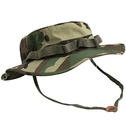 Teesar Chapeau de GI US Tissu trilaminé Camouflage - - Small