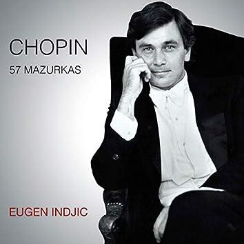 Chopin - 57 Mazurkas