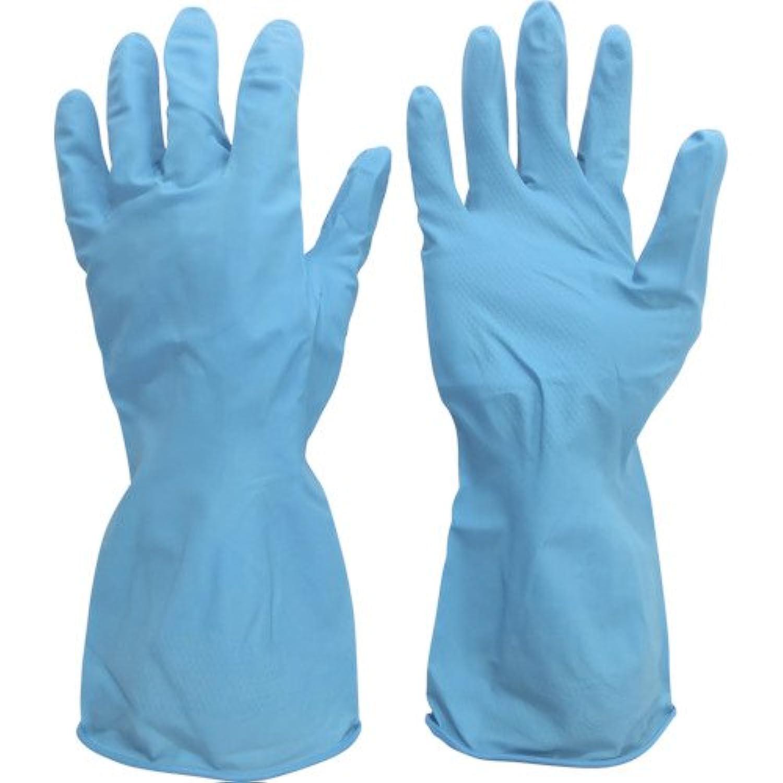 抑圧オーバーフロー抑圧ミドリ安全 ニトリル薄手手袋 ベルテ270 1双入 L VERTE-270-L