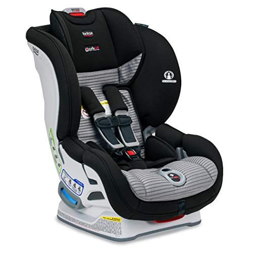 Britax Marathon ClickTight Dual Comfort Convertible Car Seat - Black/Gray