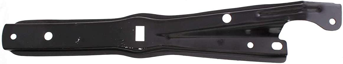 Radiator Support for TOYOTA TACOMA 1995-2004 Hood Latch Support Black Steel