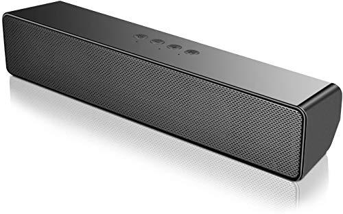 SAKOBS PC Speakers,20W Bluetooth 5.0 Computer Speakers for Desktop Laptop...