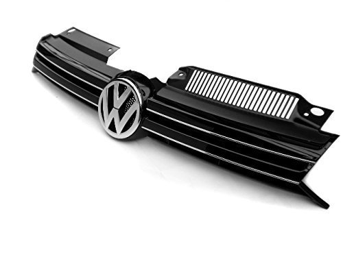 Volkswagen Original VW Ersatzteile VW Golf 6 Chrom Kühlergrill Highline, Original