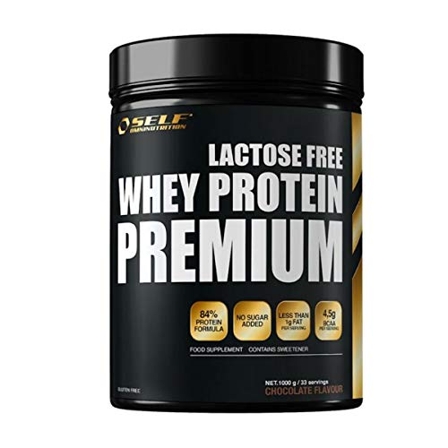 Self Nutrition Micro WHEY Active Lactose Free 1 kg Cookie&Cream
