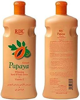 RDL Whitening Lotion with Papaya Extract