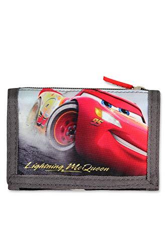 Cars Lightning McQueen Geldbörse Geldbeutel Portemonnaie