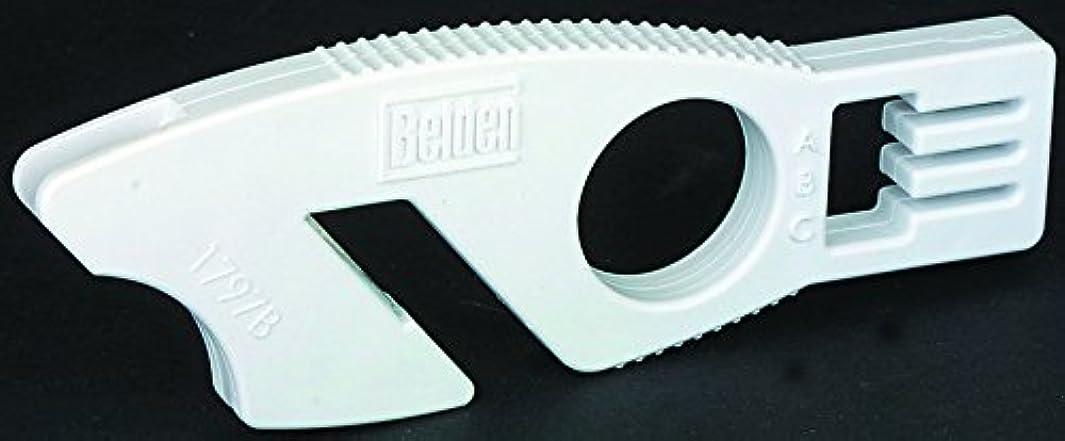 Belden 1797B 009 BONDED PAIR SEPARATOR TOOL WHITE by Belden