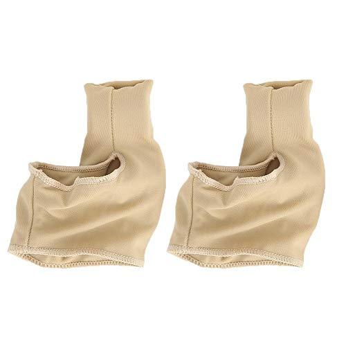 Teencorrectie-straightener, hoogwaardige mesh-doek Bunion Relief Brace-beschermer met zachte siliconen ademende teenscheiding, voor Hallux Valgus Bunion-pijn(1# S)