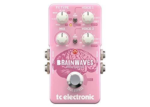 TC Electronic BRAINWAVES Guitar Tools PITCH SHIFTER