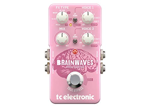 TC Electronic BRAINWAVES Guitar Tools PITCH SHIFTER